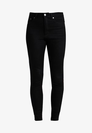 HIGH SKIN  - Jeans Skinny Fit - pure black