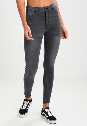 HIGH SPRAY - Jeggings - eclipse
