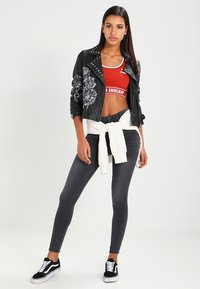 Cheap Monday - HIGH SPRAY - Jeggings - eclipse - 1