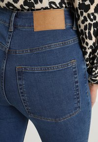 Cheap Monday - HIGH SKIN - Jeans Skinny Fit - abstract blue - 5
