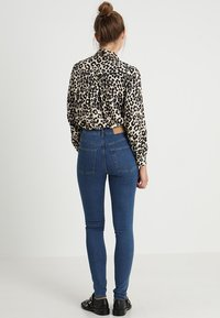 Cheap Monday - HIGH SKIN - Jeans Skinny Fit - abstract blue - 2