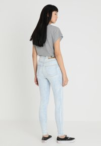 Cheap Monday - HIGH SPRAY - Jeggings - blue spider - 2