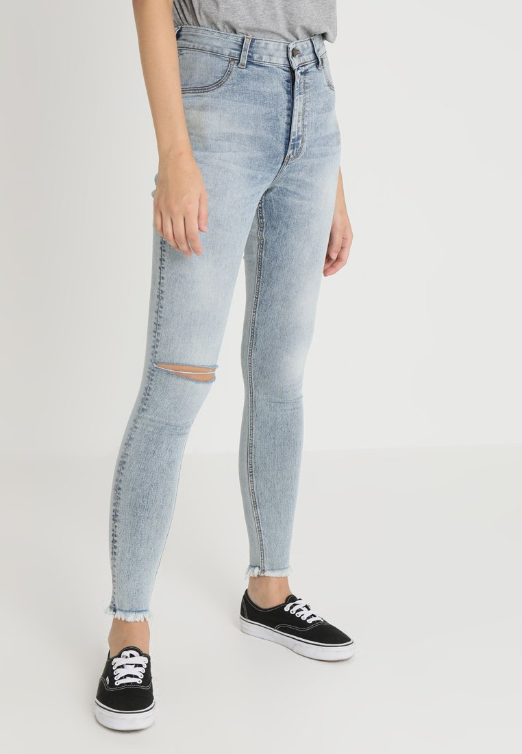 Cheap Monday - HIGH SPRAY - Jeggings - hex blue