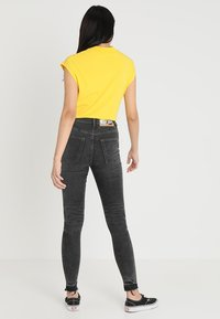 Cheap Monday - HIGH SKIN - Jeans Skinny Fit - black earth - 2