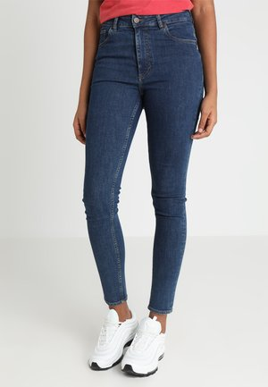 HIGH SKIN - Jeans Skinny Fit - dusk blue