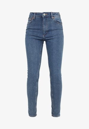 HIGH SKIN - Jeans Skinny Fit - blue norm