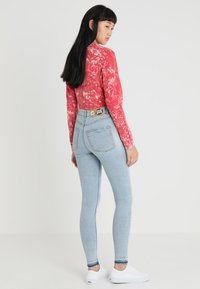Cheap Monday - HIGH SKIN - Jeans Skinny Fit - hex blue - 2