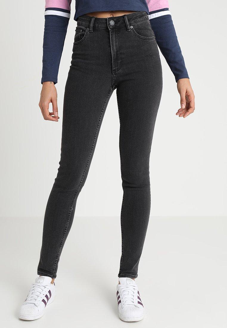 Cheap Monday - HIGH SKIN - Jeans Skinny Fit - key black