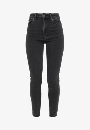 HIGH SKIN - Jeans Skinny Fit - key black