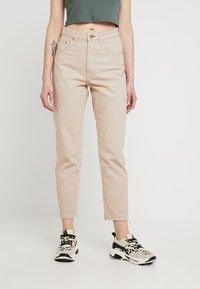 Cheap Monday - DONNA - Jeans relaxed fit - off pink - 0