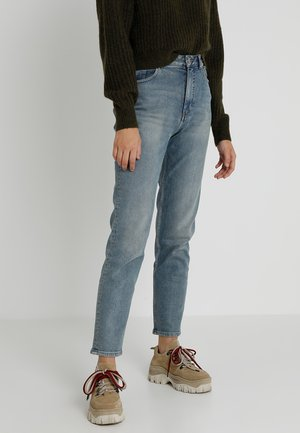 DONNA - Jeans baggy - penny blue