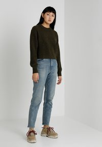 Cheap Monday - DONNA - Jeans baggy - penny blue - 1