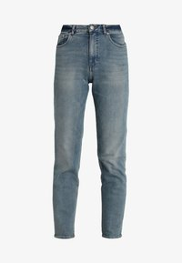 Cheap Monday - DONNA - Jeans baggy - penny blue - 4