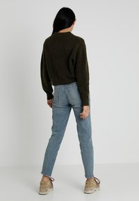 Cheap Monday - DONNA - Jeans baggy - penny blue - 2