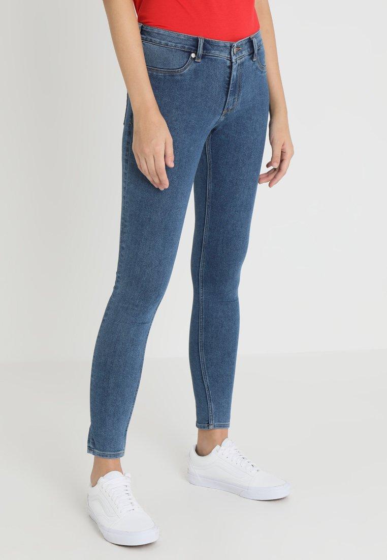 Cheap Monday - MID SPRAY - Jeans Skinny Fit - blue denim