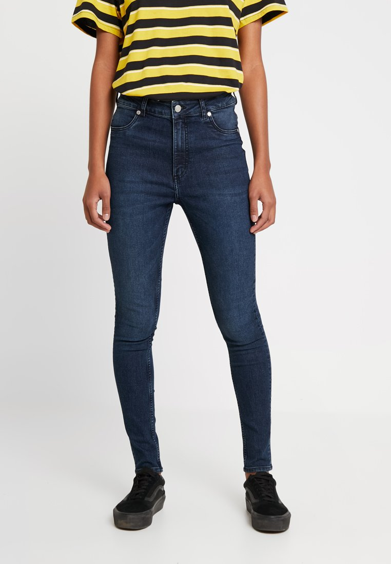 Cheap Monday - HIGH SPRAY MIDNIGHT - Jeans Skinny Fit - blue