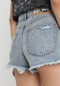 Cheap Monday - SOUND - Shorts di jeans - hex blue - 3