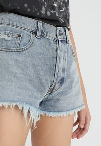 Cheap Monday - SOUND - Shorts di jeans - hex blue - 5
