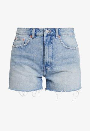 DONNA - Shorts di jeans - blue blaze