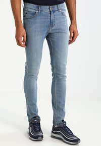 Cheap Monday - TIGHT - Jeans Skinny Fit - stonewash blue - 0