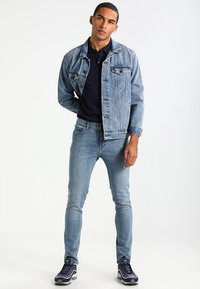 Cheap Monday - TIGHT - Jeans Skinny Fit - stonewash blue - 1