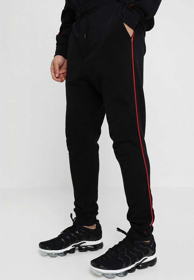 Cheap Monday - MOVE BLOODY TROUSERS - Tracksuit bottoms - black