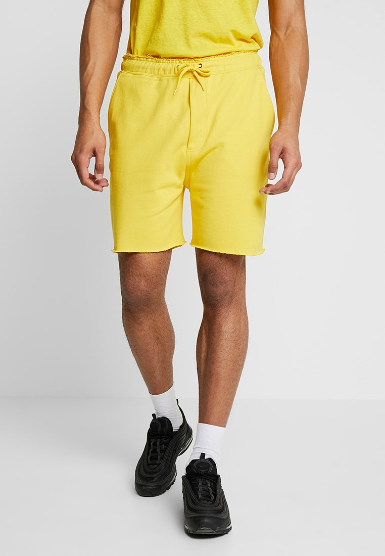 Cheap Monday - DRY - Pantaloni sportivi - solaryellow