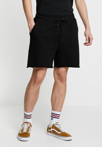 Cheap Monday - DRY - Pantaloni sportivi - black - 0