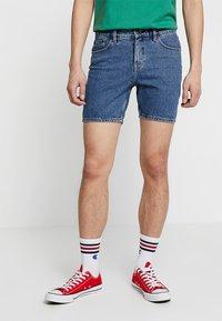 Cheap Monday - SONIC - Shorts di jeans - norm core - 0