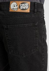 Cheap Monday - SONIC - Shorts di jeans - brute - 5