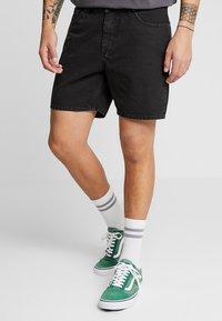 Cheap Monday - SONIC - Shorts di jeans - brute - 0