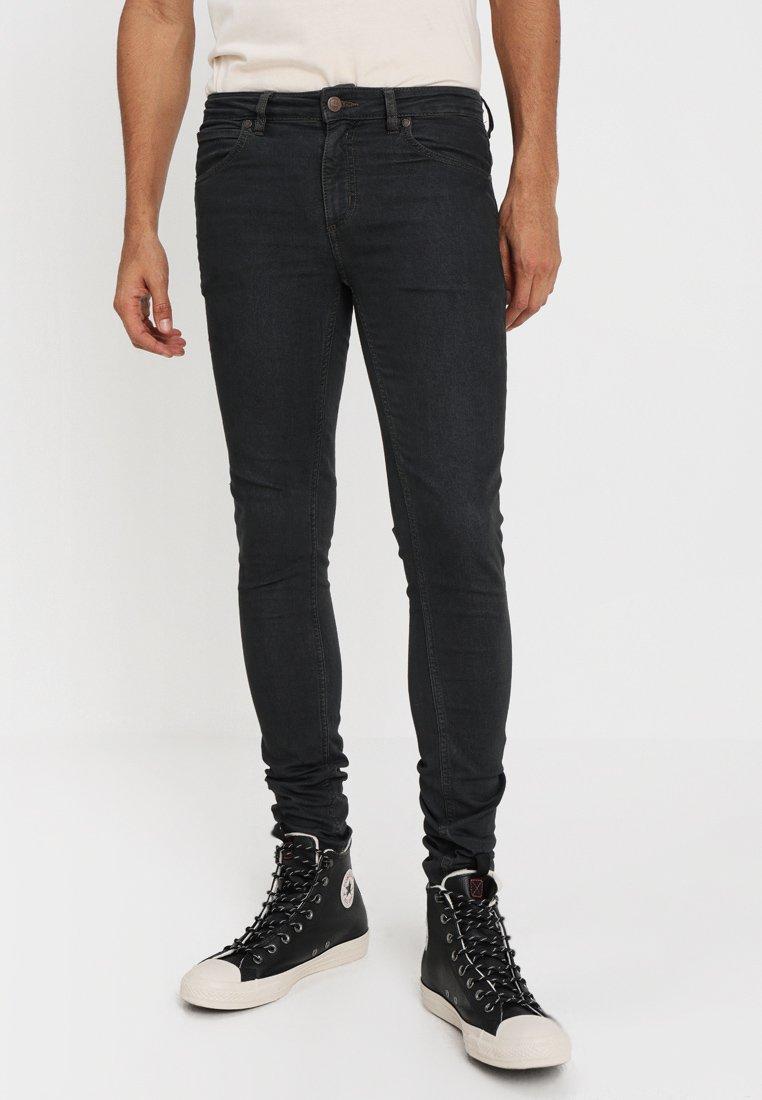Cheap Monday - HIM SPRAY - Jeans Skinny Fit - black denim