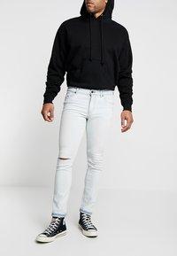 Cheap Monday - Jeans slim fit - off blue - 0