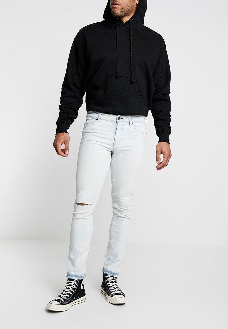 Cheap Monday - Slim fit jeans - off blue