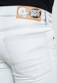 Cheap Monday - Jeans slim fit - off blue - 5