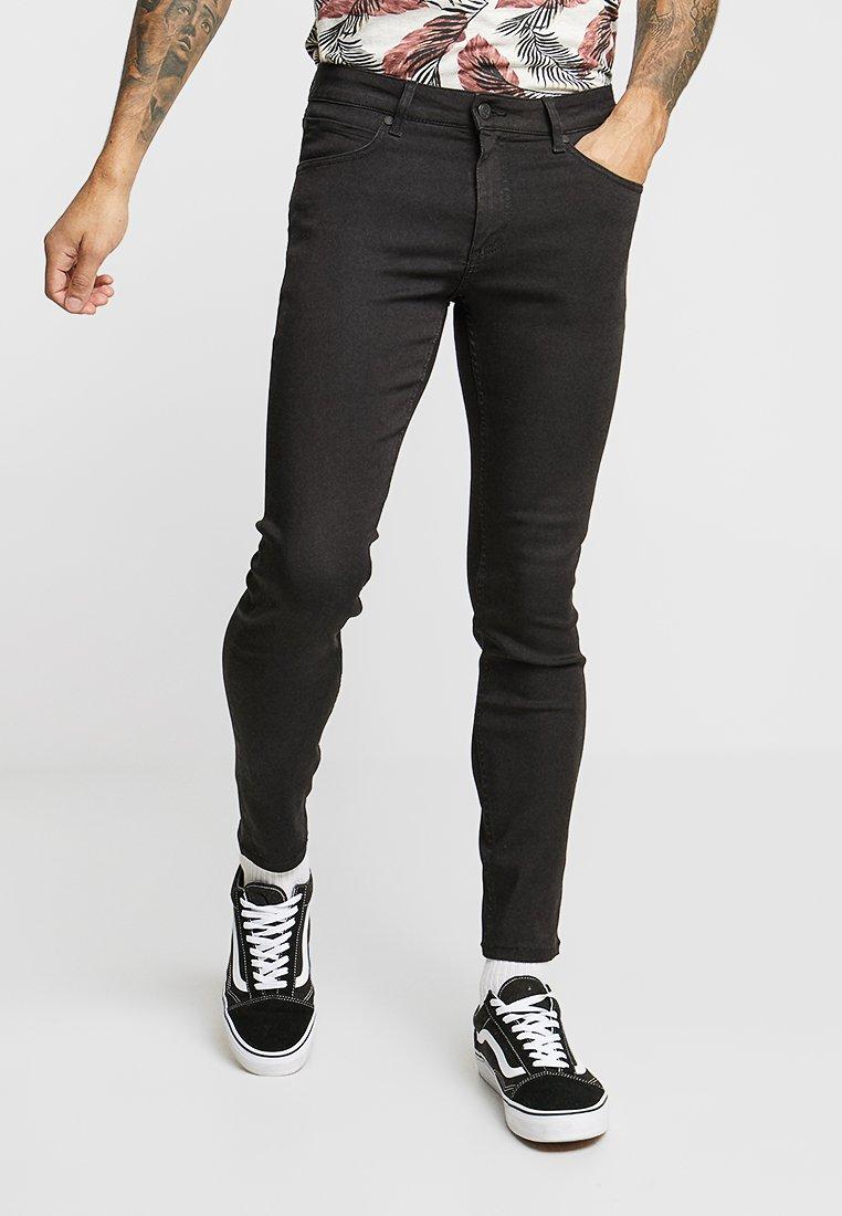 Cheap Monday - HIM SPRAY - Jeans Slim Fit - black