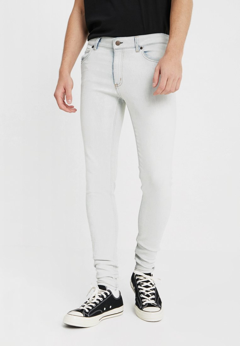 Cheap Monday - HIM SPRAY - Jeansy Skinny Fit - off blue