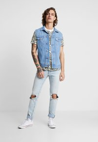 Cheap Monday - TIGHT - Jeans slim fit - air blue - 1