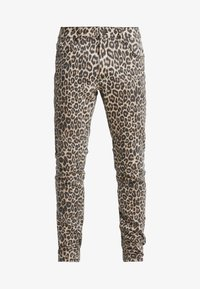 Cheap Monday - TIGHT - Jeans slim fit - cheetah sand - 4