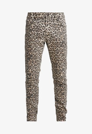 TIGHT - Slim fit jeans - cheetah sand