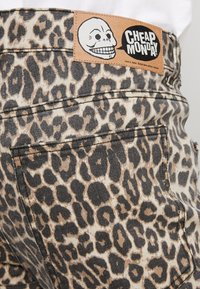 Cheap Monday - TIGHT - Jeans slim fit - cheetah sand - 5