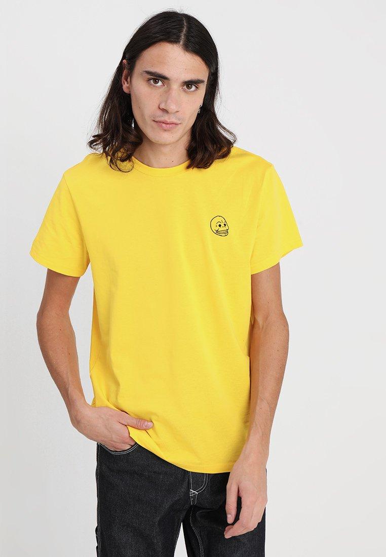 Cheap Monday - STANDARD TEE TINY SKULL - T-shirt basic - solarylw