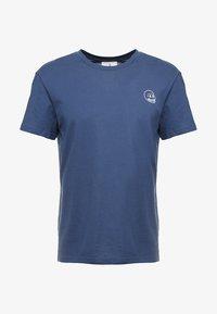 Cheap Monday - STANDARD TEE TINY SKULL - T-shirt basic - deepblue - 3