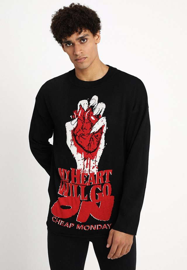 RITUAL KNIT - Jumper - black