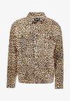 Cheap Monday - UPSIZE JACKET - Veste en jean - cheetah sand