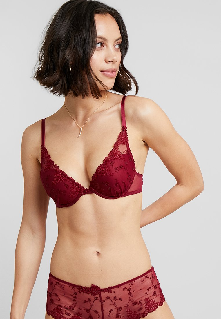 Passionata - WHITE NIGHTS  - Push-up bra - framboise