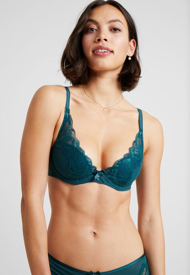 ORANGERIE - Kaarituettomat rintaliivit - vert