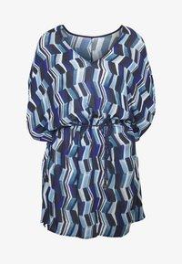 Chantelle - DEEP SEA KAFTAN - Strand accessories - blue waves - 4