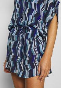 Chantelle - DEEP SEA KAFTAN - Strand accessories - blue waves - 5