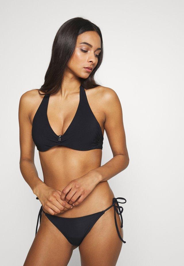 ESCAPE TRIANGEL - Haut de bikini - schwarz